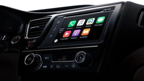 "Le auto di Ford dialogheranno con iPhone e smartphone Android | L'impresa ""mobile"" 