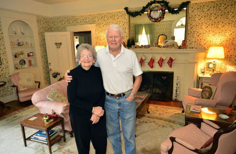 Redfield House returns to Christmas Historic Parlour Tour - Albany Democrat Herald | historical homes | Scoop.it