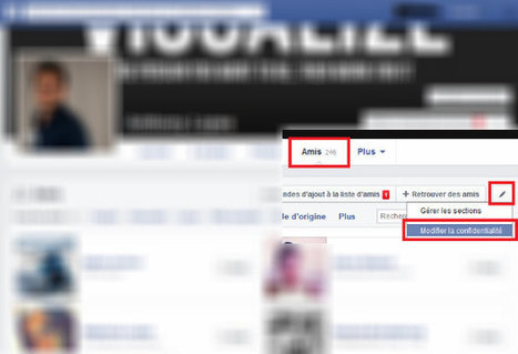 Bloquer, cacher, supprimer un ami Facebook   Me Désinscrire   Se désinscrire des Réseaux Sociaux   Scoop.it