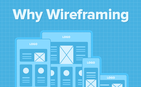 Why Wireframing Deserves Your Time & Money? Bonus Tips Included | Web Design & Development Company India | Scoop.it