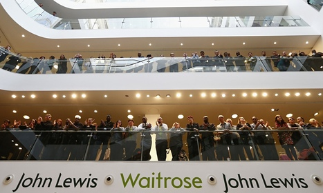 John Lewis overtakes Marks & Spencer as darling of the high street - The Guardian | Brunei- JIS-Marks and Spencer | Scoop.it