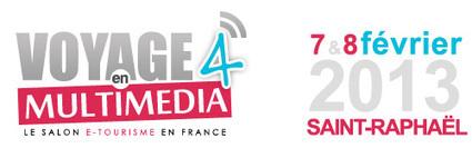 Le programme de Voyage en Multimédia (#VEM4) Les 7 et 8 Février 2013 | Rencontres et salons etourisme | Scoop.it