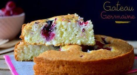 Gâteau aux blancs d'oeuf leger   Gateaux algeriens 2016   Scoop.it