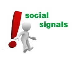 Importance of social signals in se | Business | Scoop.it