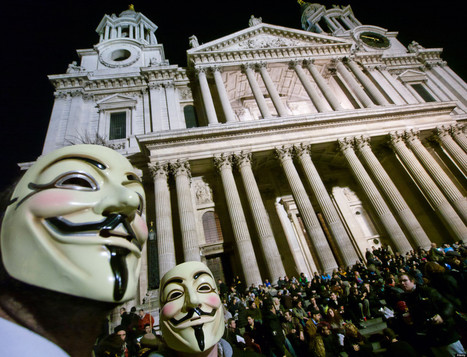 Anonymous To Hack State Of The Union Address? | Internet Vigilantism and Activism | Scoop.it