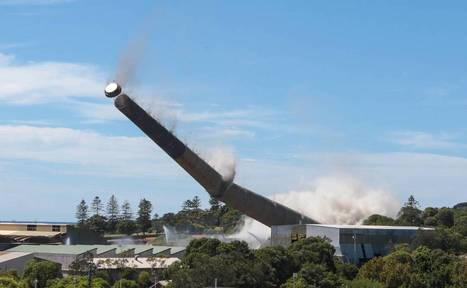 Port Kembla stack already one year gone | Port Kembla Today and Yesterday | Scoop.it