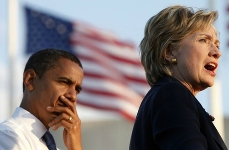 A Tougher Hillary Clinton Distances Herself From Obama | News in english | Scoop.it