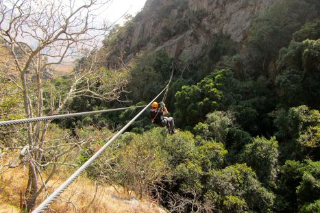 Malolotja Canopy Tour in Swaziland - Monkeys and Mountains | Adventure Travel - Hang on Tight | Scoop.it