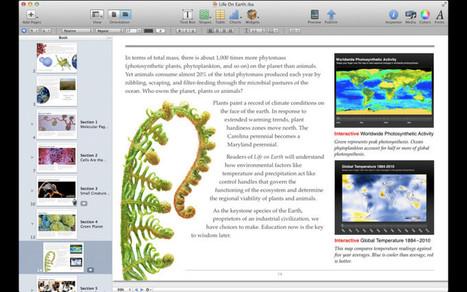 iBooks Author - manuais escolares no iPad | Professor Tic | Tablets na educação | Scoop.it