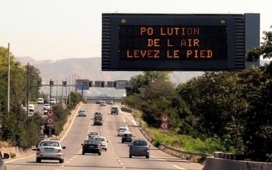 Les automobilistes plus touchés par la pollution que les piétons ? | Toxique, soyons vigilant ! | Scoop.it
