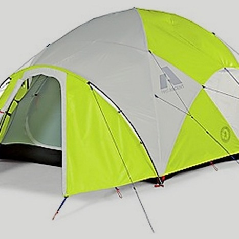 Solar Tent Charges Your Gadgets in the Wild | Ken's Odds & Ends | Scoop.it