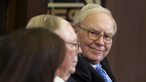 Buffett Chronicles Strong Year In Annual Letter, But Bull Market Outshined Berkshire Again | Real Estate Plus+ Daily News | Scoop.it