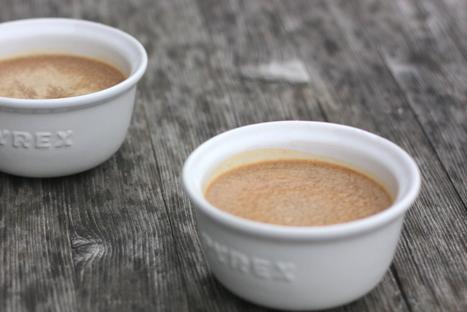 Petites crèmes au marron très marronnées pour la fin de l'hiver | Veggie & vegan desserts | Scoop.it