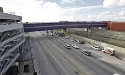 Airport straddles Mexican border with passenger bridge straight into US | The Geography of Mexico | Scoop.it