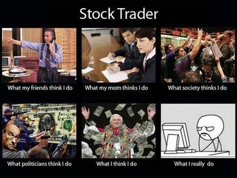 Stock Trader | What I really do | Scoop.it