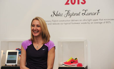 Paula Radcliffe: 'I've gone crazy not being able to run' | Running for Life | Scoop.it