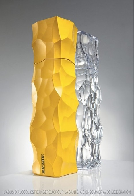 Carafe Duo for RICARD | Art, Design & Technology | Scoop.it