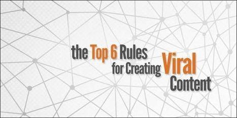 Les 6 facteurs clefs pour créer un contenu viral et diffuser largement les idées | Influence et Emergence | Scoop.it