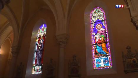 Le journal de 13h - Objets de culte (1/5) : le métier de verrier vitrailliste | Le rêve | Scoop.it
