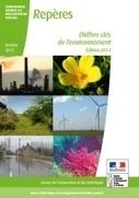 Chiffres clés de l'environnement - Édition 2013 - Ministère du Développement durable   CACG - Water &Territorial Devloppment -----Eau & Développement Territorial   Scoop.it
