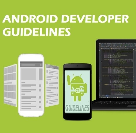 Where Do You Start for Developing Beautiful Android Apps? | Mobile App Development - Iphone, Android, Windows & Hybrid Mobile Apps | Scoop.it