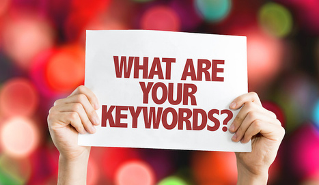 5 Modern Keyword Research Methods to Uncover Hidden Gems | SEO 101 for Marketers | Scoop.it