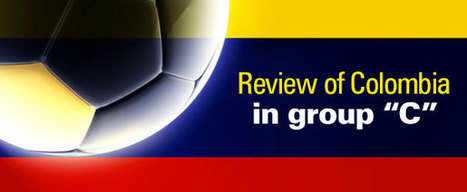 2014 World Cup Odds - Review of Colombia in Group C! | Bet the World Cup | News Bet The World Cup | Scoop.it