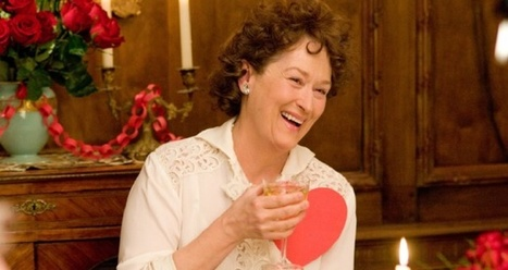 From the Vault: Nora Ephron's 'Julie & Julia,' based on My Life in France by Julia Child | Word & Film News | Scoop.it
