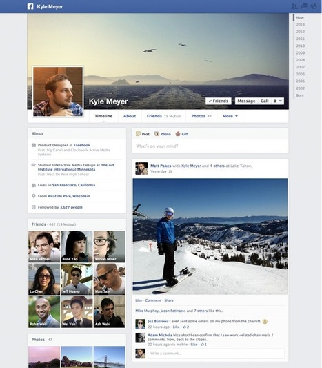 Facebook's Newest Round of Changes | Small Business SEO Company | The SPINbound Marketing Hub | Scoop.it