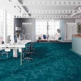 Tessera Mix random lay tiles by Forbo Flooring   Office Environments Of The Future   Scoop.it