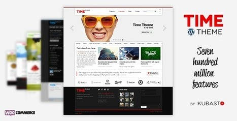 Download Time v2.6.3 – Responsive WordPress Theme | SeoWpThemes.Com | Scoop.it