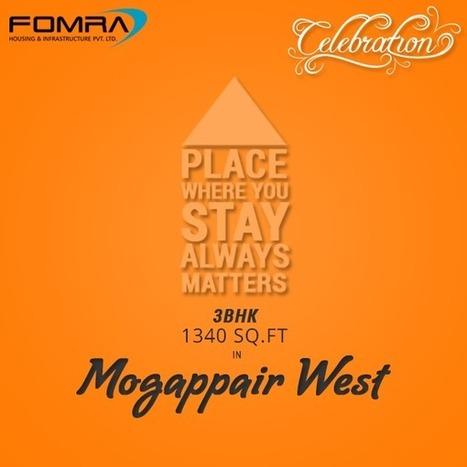 2 BHK Apartments in Mogappair West - Fomra Housin | Fomrahousing | Scoop.it