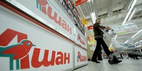 Le rapprochement Auchan-Système U soumis à une enquête approfondie - Le monde   Le Fil @gricole   Scoop.it