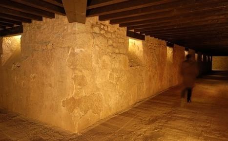 Se recupera el almacén subterráneo de la Casa de los Mosaicos de Empúries | Arqueología romana en Hispania | Scoop.it