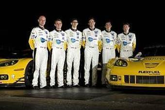 Corvette Racing Completes Successful Two-Day Test in Sebring   Vette-News   Scoop.it