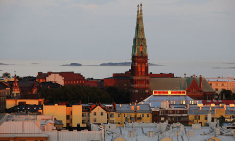 Inside Finland's innovation camp for sustainable consumer behavior change | Finland | Scoop.it