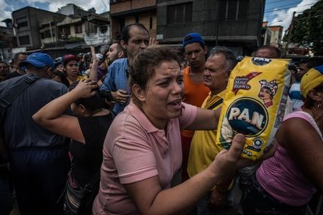 Venezuela's never-ending downward spiral   gender issues - human rights   Scoop.it