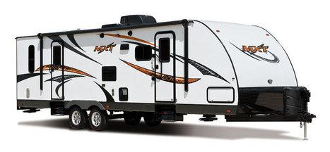 Voyagez moins cher avec la roulotte légère MXT de KZ   Action VR   Scoop.it