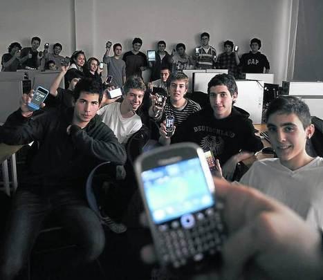 Sobre la prohibició de l'ús de telèfons mòbils en escoles i instituts | MECIX | Scoop.it