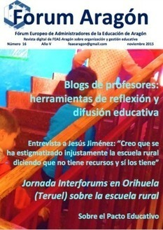 Los blogs educativos como necesidad de expresión docente│@xarxatic | Contar con TIC | Scoop.it