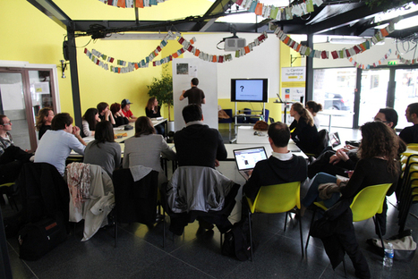 La cantine numérique: un espace pour l'entreprise 2.0 | Web Side Story | Scoop.it