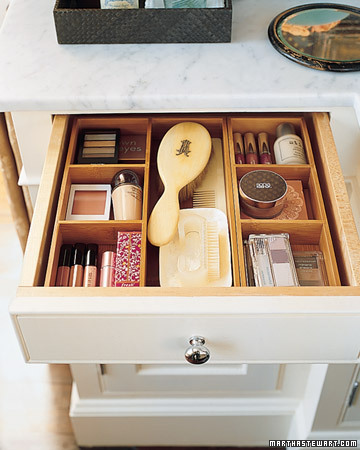 Divider & Conquer Those Bathroom Drawers | Interesting and Fascinating | Scoop.it