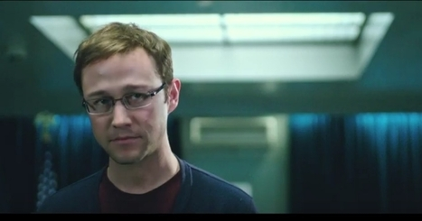 Watch: The New Trailer for Oliver Stone's Biopic of Edward Snowden | Global politics | Scoop.it