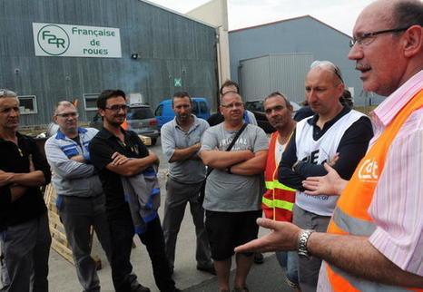 La tension monte à la Française de roues   CFE-CGC : l'actualité de l'encadrement   Scoop.it