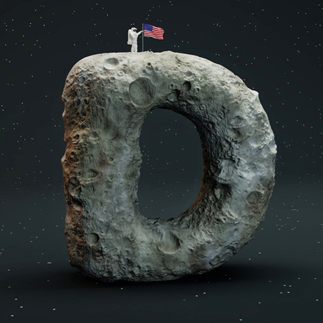 This typographic alphabet must be seen to be believed #Typography   Creative photography   Scoop.it