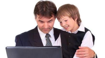 Cómo reducir la brecha tecnológica entre padres e hijos   Biblioteca de Alejandro Melo-Florián   Scoop.it