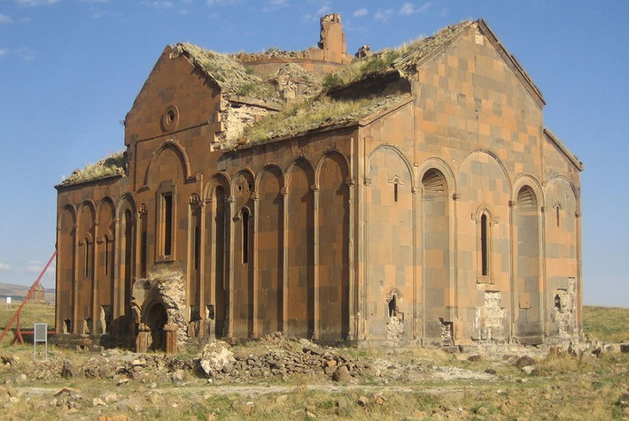 Ruined Armenian city in Turkey becomes World Heritage | Art Daily | Kiosque du monde : Asie | Scoop.it