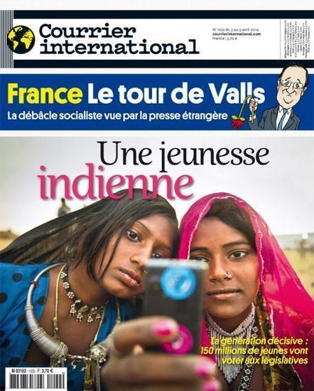 Hebdo n° 1222 du 2 avril 2014 | Courrier international | CDI RAISMES - MA | Scoop.it