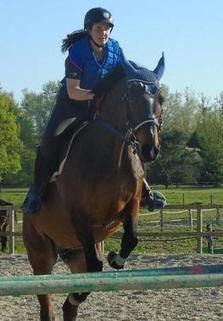 L'équitation l'aide à vivre avec sa maladie   Cheval et sport   Scoop.it