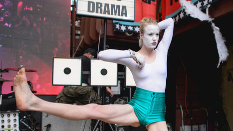 5 Dance Moves We Learned At SXSW 2014 In GIFs - NPR (blog) | professional dancer | Scoop.it
